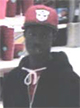 Picture of Wanted Person Suspect Unknown Armed Robbery Target