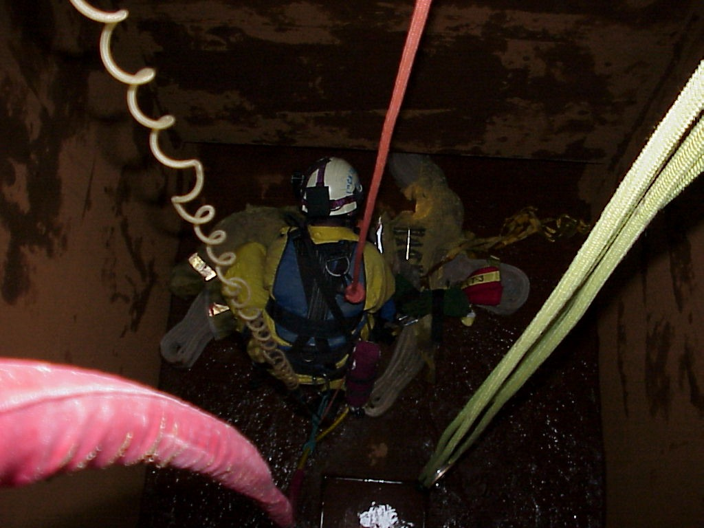 Confined Space 1