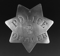 SPD Badge Star